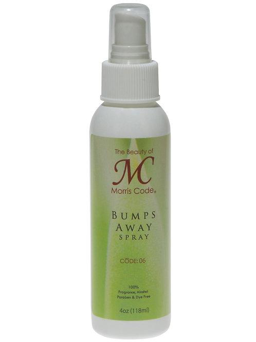 Bumps Away Spray