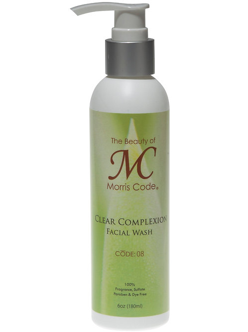 Clear Complexion Facial Wash