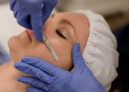 Dermaplaning Treatment