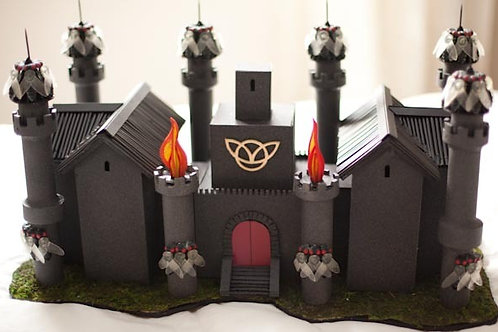 Nineveh Castle, Dolls & Toys