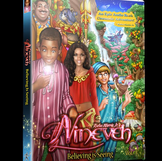 Nineveh Audio Book