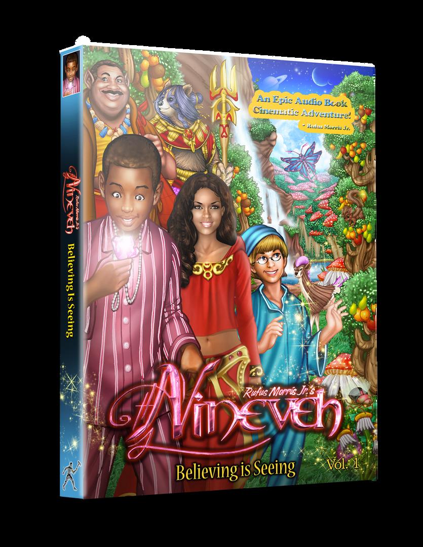Nineveh Audio Book comes to life on film