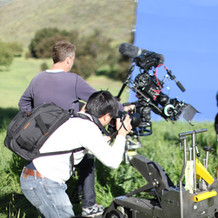 Nineveh Behind the Scenes Production Photo