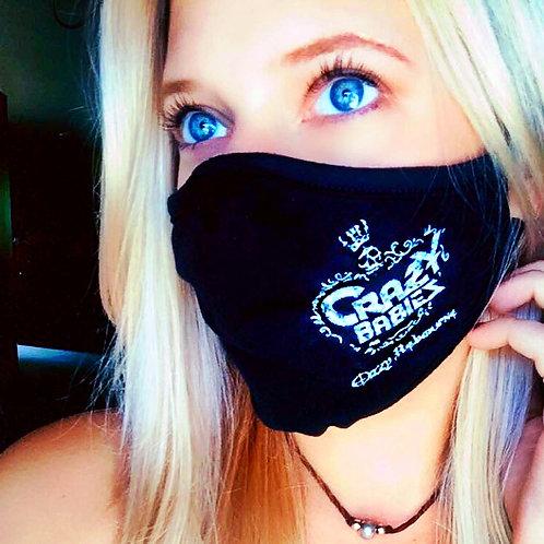 Mask - Black Rain
