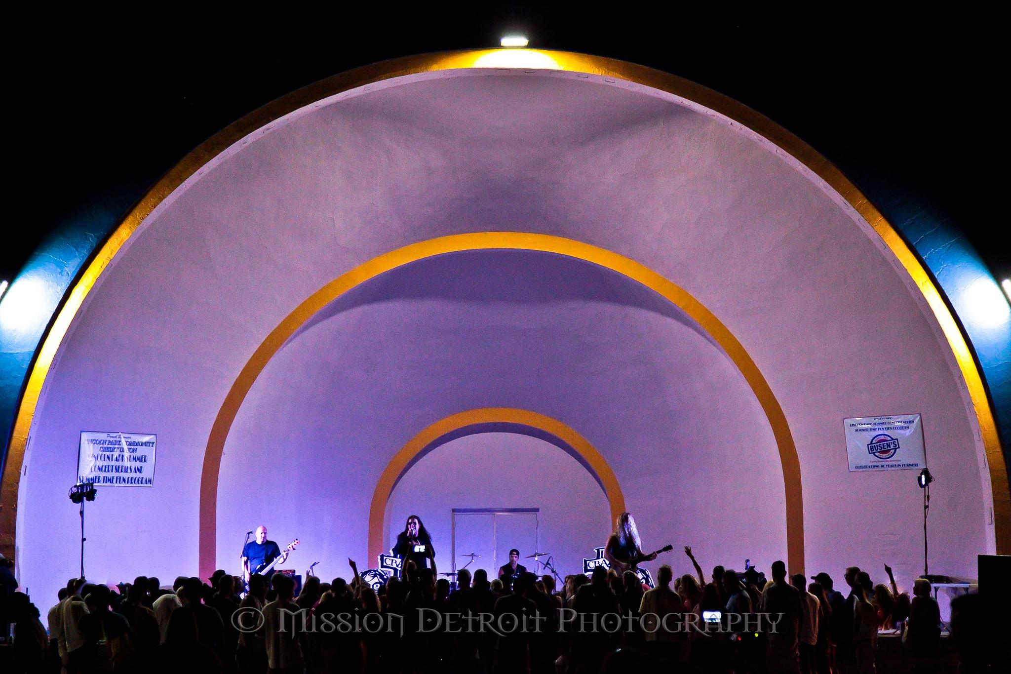 Lincoln Park Bandshell