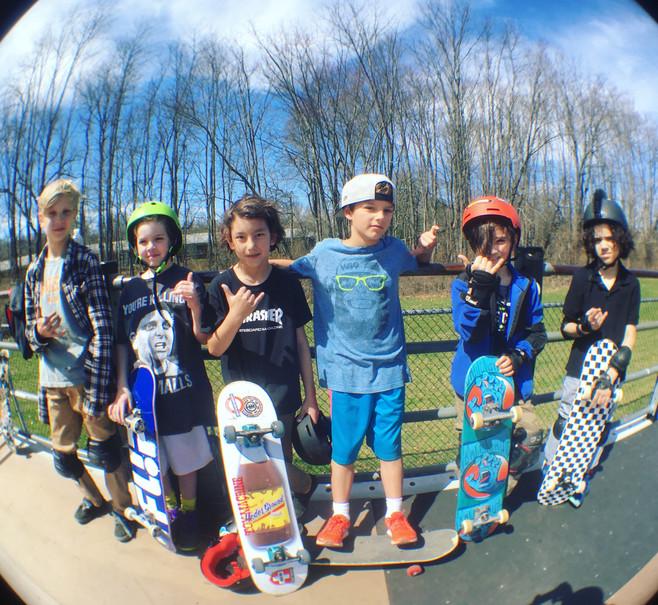 April Skate Class Recap