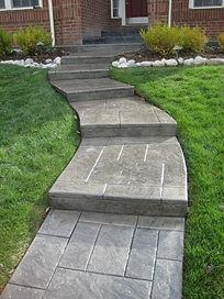 Langley landscapers, Langley landscaping, Curbing Langley, Curbing Langley, Curbing Surrey, Concrete