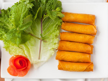 SERIES: DELICIOUS VIETNAMESE FOOD FOR VEGETARIANS