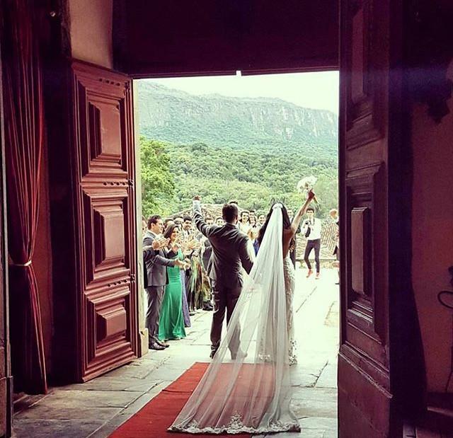 Casamento de Fernanda & Rodrigo - Tiradentes, Minas Gerais