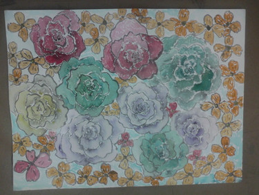 Roses Afloat