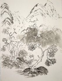 Asian Mountains