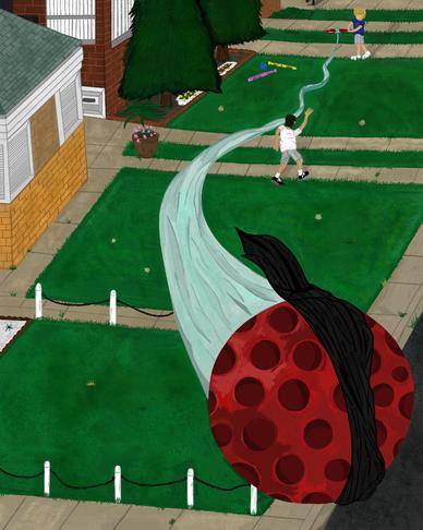 Second Fence Homerun