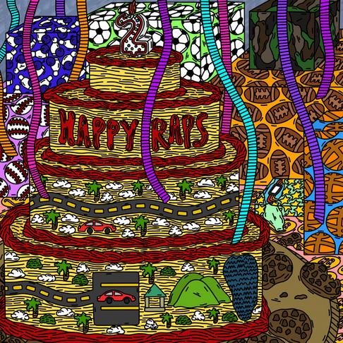 Happy Raps 2