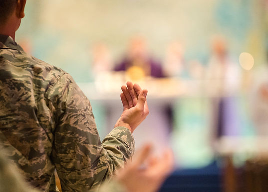 photo - uniform worshipping.jpg