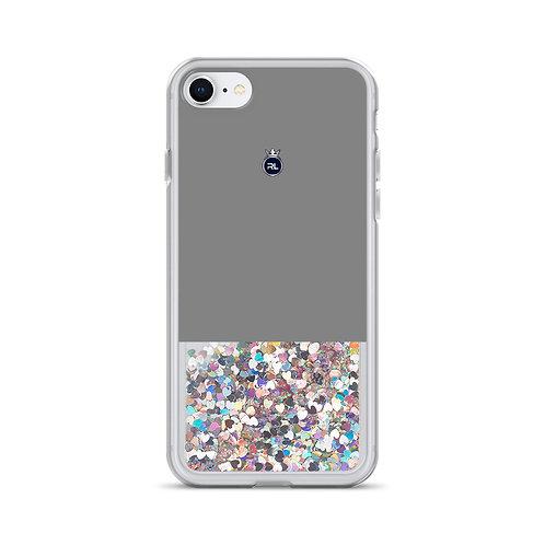 RL Lyfe Liquid Glitter iPhone Case