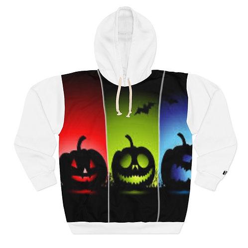 Reel Lyfe Halloween Pullover Hoodie