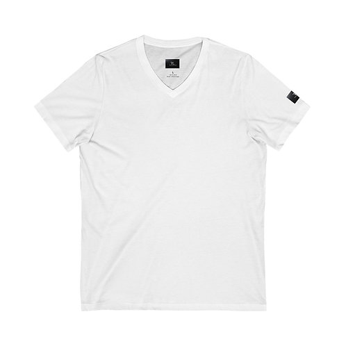 RL 6 High Quality Short Sleeve V-Neck Tee