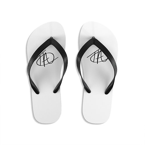 Signature Series Unisex Flip-Flops by Artsy