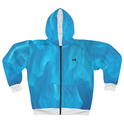 RL 6 Zip Jacket w/ Hood