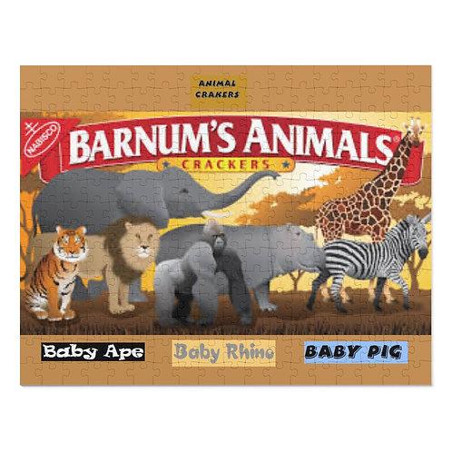 Animal Crackers 252 Piece Puzzle