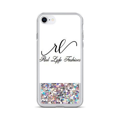 Reel Lyfe Fashions Liquid Glitter iPhone Case