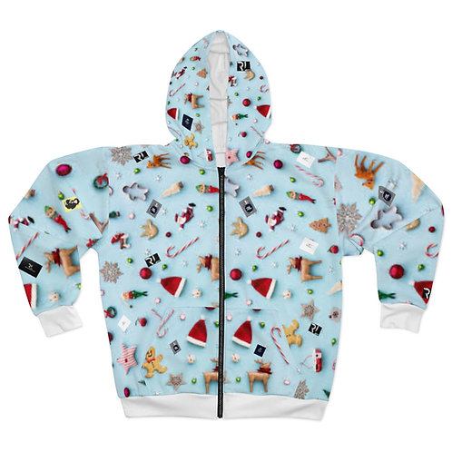 Reel Lyfe Xmas Exclusive Zip Hood Jacket