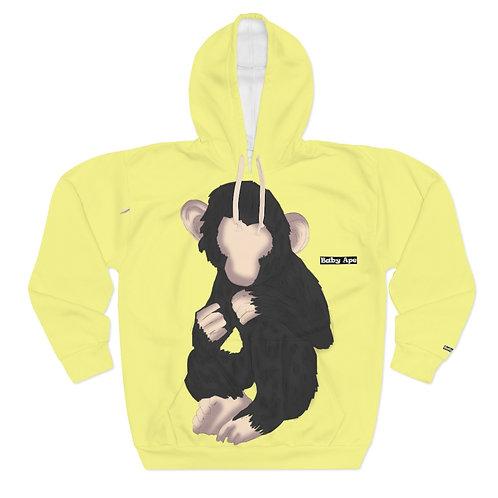 Baby Ape Custom Design Pullover Hoodie