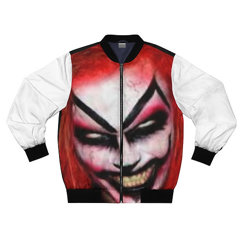 Reel Lyfe Halloween Limited Edition Bomber Jacket