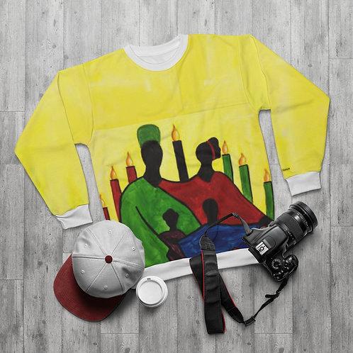 Reel Lyfe Kwanzaa Designer Sweatshirt