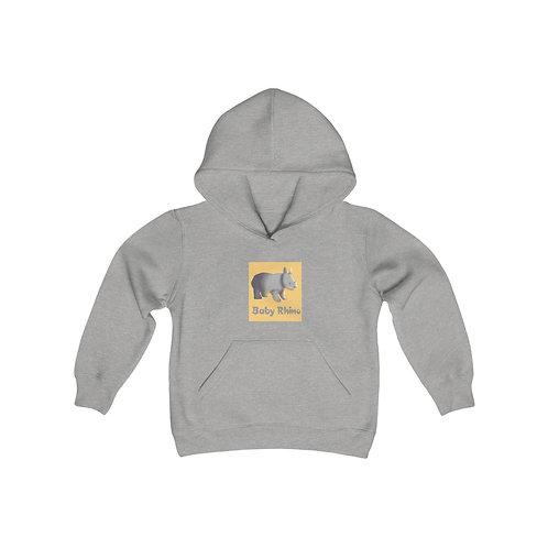 Baby Rhino Heavy Blend Hooded Sweatshirt