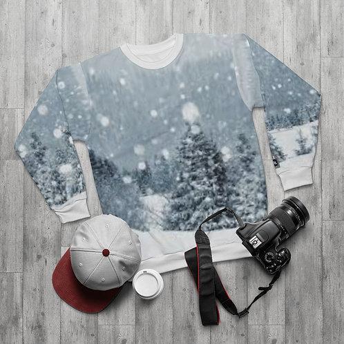 Reel Lyfe Xmas Winterland Sweatshirt