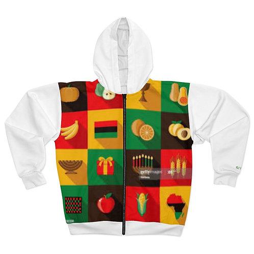 RL Holiday Series Kwanzaa Jacket w/ Hood