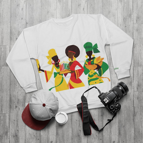 RL Holiday Kwanzaa Sweatshirt