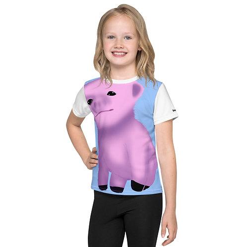 Baby Pig Customized Kids T-Shirt