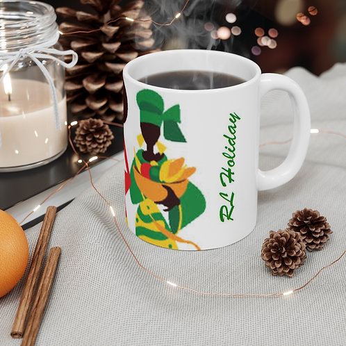 RL Holiday Kwanzaa Gift Mug