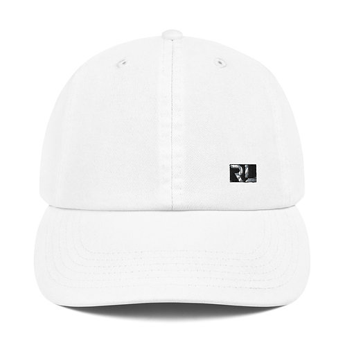 Reel Lyfe Champion Series Embroidered Dad Cap