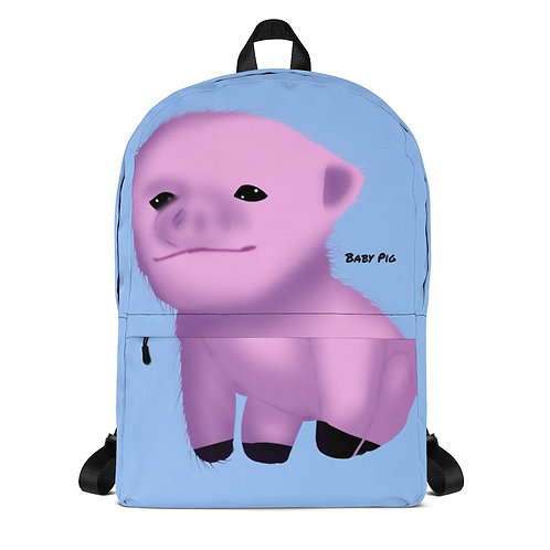 Baby Pig Custom Design Backpack