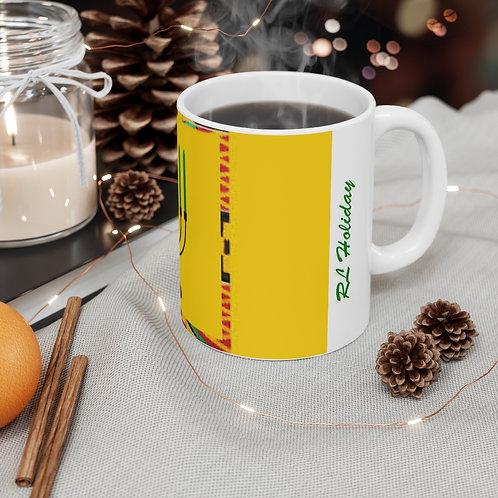 RL Holiday Kwanzaa Gift Mug
