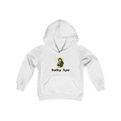 Baby Ape Heavy Blend Hooded Sweatshirt