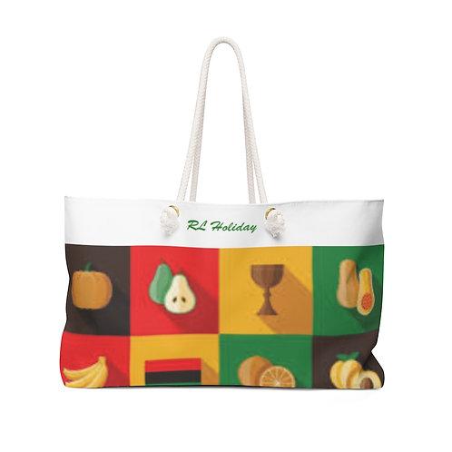 RL Holiday Kwanzaa Bag
