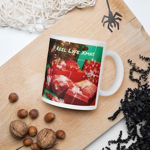 Reel Lyfe Xmas Gift Mug