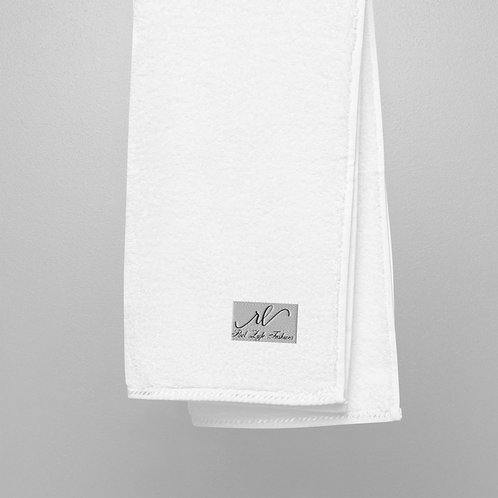 RL Fashions Designer Embroidered Towel