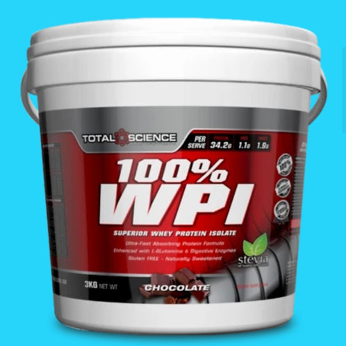 TOTAL SCIENCE 100% WPI (3KG)