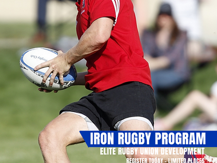 IRON RUGBY - Starts 22nd July