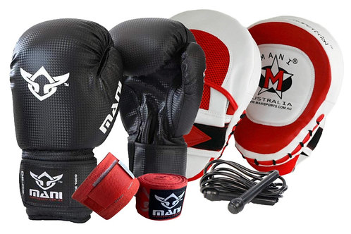 Boxing Essentials Pack - Youth