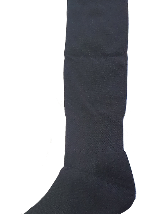 Black Footy Socks