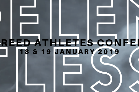 NEW BREED ATHLETES CONFERENCE - RELENTLESS