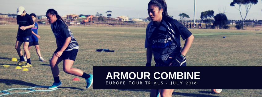 Armour Comine trials Girls