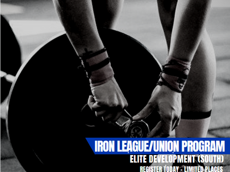 IRON LEAGUE/RUGBY - Melbourne South, Starts 8th May