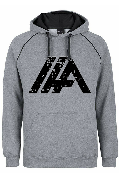 Icon Hooded Jumper (youth & adult)